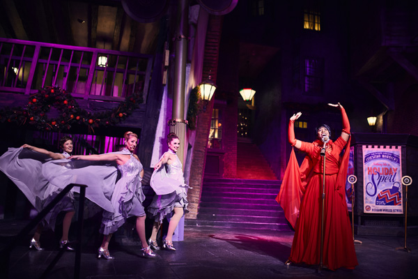Celestina Warbeck's Holiday Show