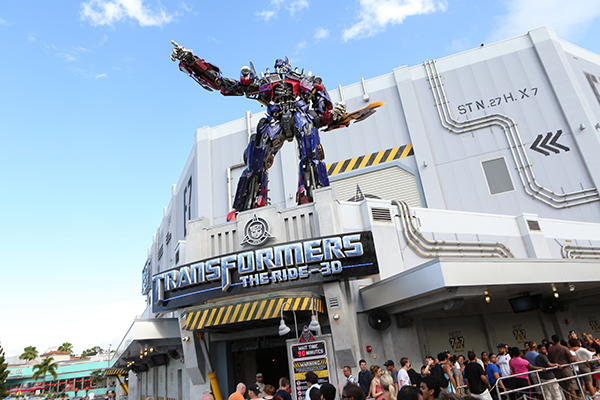 Image result for Transformers The Ride 3-D universal studios orlando