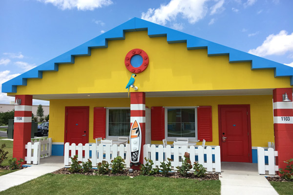 Beach Bungalow at Legoland Beach Retreat