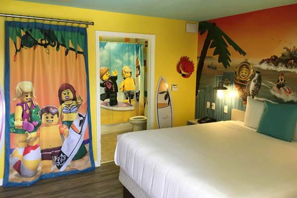 Legoland Beach Retreat Fun