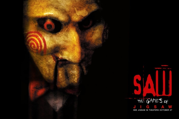 Saw: The Games of Jigsaw will haunt Halloween Horror Nights 27