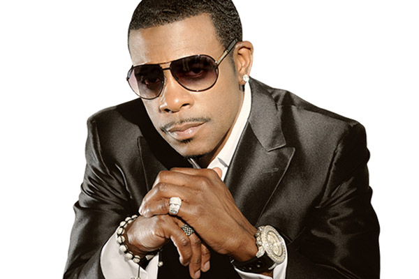 R&B Singer Keith Sweat takes over Flamingo Las Vegas.
