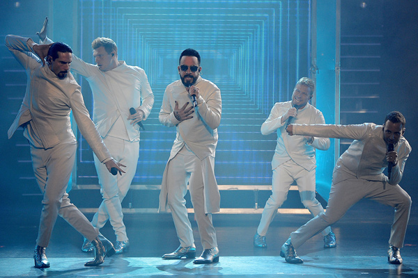 Backstreet Boys Larger than Life Residency in Las Vegas