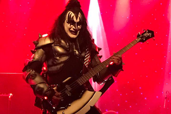 Enjoy your favorite KISS songs during The World's Greatest Rock Show