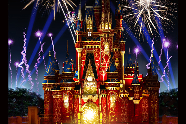 Happily Ever After debuts on May 12 at Disney's Magic Kingdom