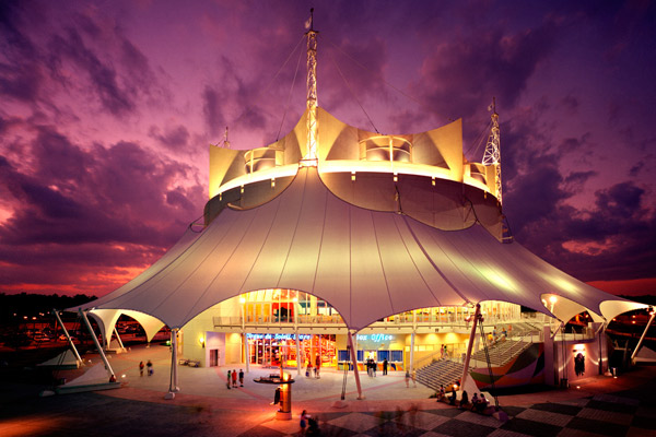 La Nouba by Cirque du Soleil Closing at Disney Springs