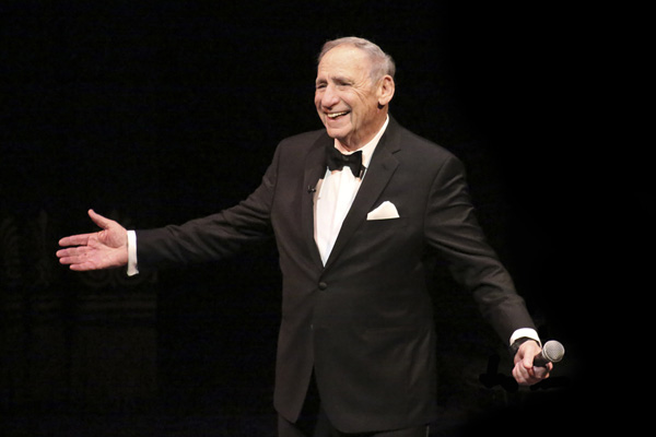 Mel Brooks at Wynn Las Vegas