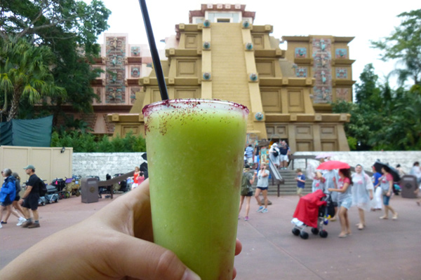 No global trip is complete without a stop at La Cava Del Tequila at the Mexico pavilion