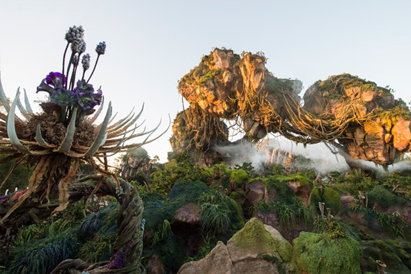 Pandora: World of Avatar opens at Animal Kingdom on May 27th