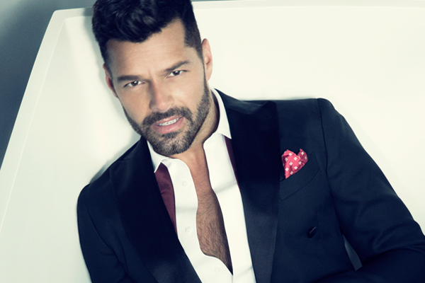 Ricky Martin will be the latest Grammy Winning star to hit Sin City