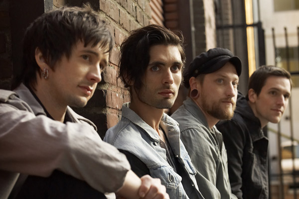 Join The All-American Rejects at Universal Orlando's Mardi Gras 2017