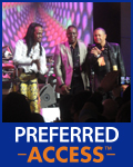 Earth, Wind & Fire - Venetian Theatre - Venetian Hotel & Casino