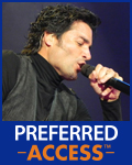 Chayanne - Valley View Casino Center