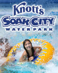 Knott's Soak City Water Park - Orange County