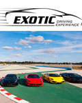 Exotic Driving Experience at Atlanta Motor Speedway