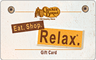 Cracker Barrel Old Country Store E-Gift Cards