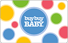 buybuy BABY E-Gift Cards