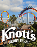 Knott's Berry Farm - 2019 Season