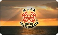 Muer Seafood Restaurants E-Gift Cards