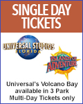 SINGLE DAY TICKETS - UNIVERSAL ORLANDO RESORT™
