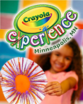 Crayola Experience - Minneapolis, MN