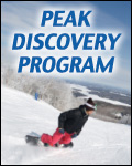 Peak Discovery Program - 3 Lessons, Lift Tickets & Rentals