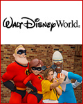 Walt Disney World® - 4 Park Magic Tickets