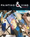 Painting & Vino - Live Online Events