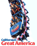 California's Great America & Boomerang Bay Waterpark