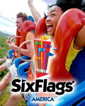 Six Flags America - Maryland/Washington D.C