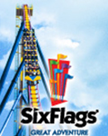 Six Flags Great Adventure - Jackson, NJ