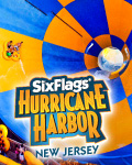 Six Flags Hurricane Harbor - Jackson, NJ