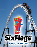 Six Flags Magic Mountain - Los Angeles, CA