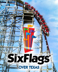 Six Flags Over Texas - Arlington, TX