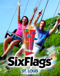 Six Flags Over St. Louis - St. Louis, MO