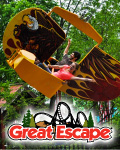 Six Flags The Great Escape & Splashwater Kingdom - Lake George, NY