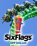 Six Flags New England - Springfield, MA