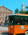 Boston Old Town Trolley Tour