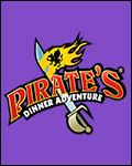 Pirate's Dinner Adventure - Buena Park, California