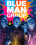 Blue Man Group Universal Orlando Resort™