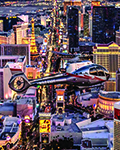 Vegas Nights Helicopter Tour