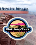 Grand Canyon West Rim Tour by Pink Jeep