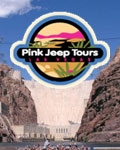 Hoover Dam Classic Tour by Pink Jeep