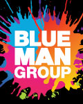 Blue Man Group at Monte Carlo