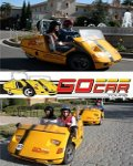 GoCar Tours San Diego - GoCar Downtown, Park, Zoo and Old Town