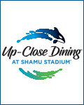 Dine with Shamu® at SeaWorld® Orlando