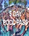 5 Day Pool Party Pass by Nite Tours