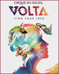 VOLTA by Cirque du Soleil - East Rutherford, NJ