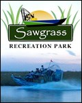 Airboat Adventure By Sawgrass Recreation Park