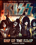 KISS: End of the Road World Tour - Hershey, PA